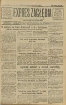 Expres Zagłębia. Jedyny organ demokratyczny niezależny woj. kieleckiego, 1932, R. 7, Nr. 75