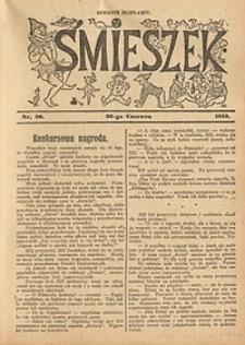 Śmieszek, 1913, nr26