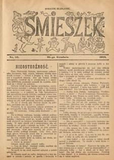 Śmieszek, 1913, nr52