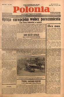 Polonia, 1935, R. 12, nr3705