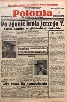 Polonia, 1936, R. 13, nr4050