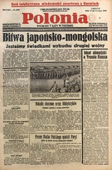 Polonia, 1936, R. 13, nr4074