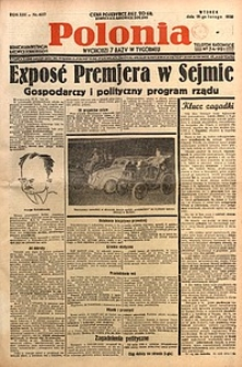 Polonia, 1936, R. 13, nr4077