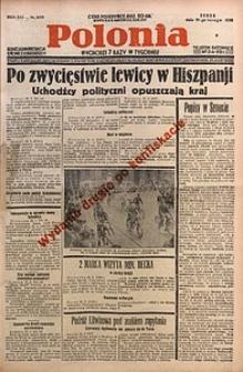 Polonia, 1936, R. 13, nr4078