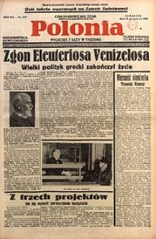 Polonia, 1936, R. 13, nr4107