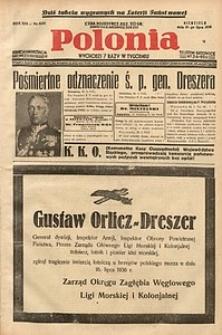 Polonia, 1936, R. 13, nr4225