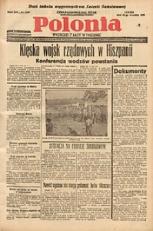 Polonia, 1936, R. 13, nr4290