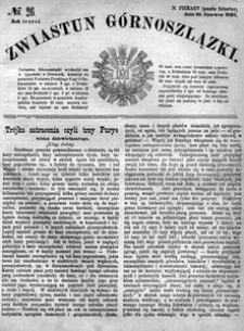 Zwiastun Górnoszlązki, 1870, R. 3, nr 26