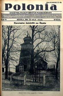 Polonia, 1930, R. 7, nr2016