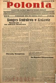 Polonia, 1930, R. 7, nr2058