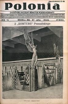 Polonia, 1930, R. 7, nr2085
