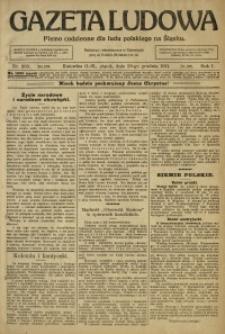 Gazeta Ludowa, 1911, R. 1, nr 263