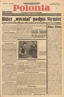 Polonia, 1937, R. 14, nr4417