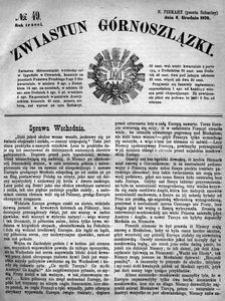 Zwiastun Górnoszlązki, 1870, R. 3, nr 49
