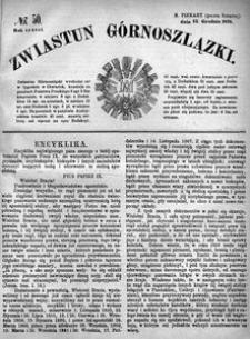Zwiastun Górnoszlązki, 1870, R. 3, nr 50