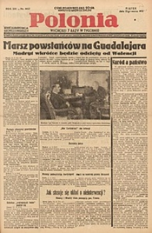 Polonia, 1937, R. 14, nr4457