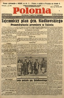 Polonia, 1936, R. 13, nr4182
