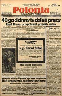 Polonia, 1936, R. 13, nr4187