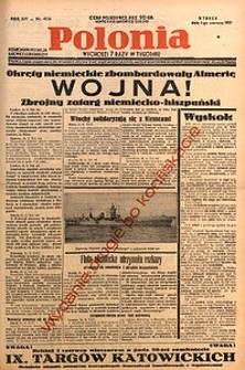 Polonia, 1937, R. 14, nr4534
