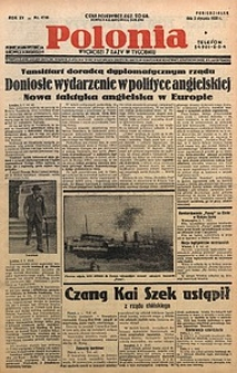 Polonia, 1938, R. 15, nr4746