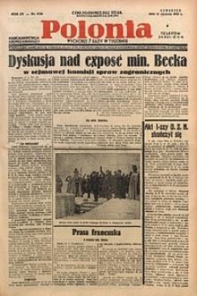 Polonia, 1938, R. 15, nr4756