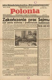 Polonia, 1938, R. 15, nr4828