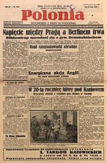 Polonia, 1938, R. 15, nr4884