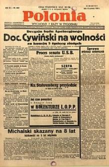 Polonia, 1938, R. 15, nr4907