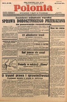 Polonia, 1938, R. 15, nr4909
