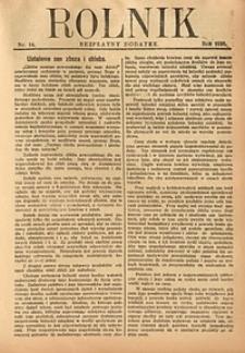 Rolnik, 1926, [R. 24], nr14
