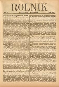 Rolnik, 1926, [R. 24], nr17