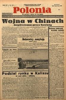 Polonia, 1937, R. 14, nr4576