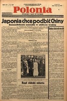Polonia, 1937, R. 14, nr4580