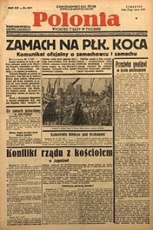Polonia, 1937, R. 14, nr4592