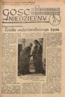 Gość Niedzielny, 1953, R. 26, nr 27