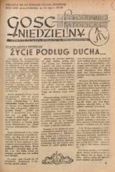 Gość Niedzielny, 1953, R. 26, nr 29