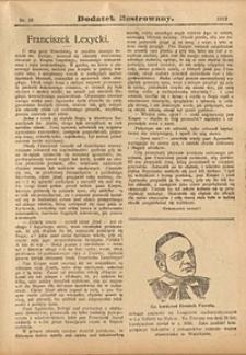Dodatek Ilustrowany, 1913, nr20