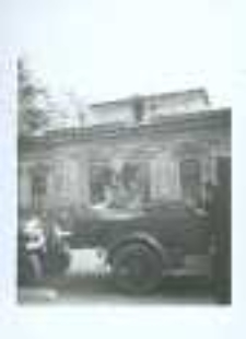 Brzeżany. Przyjazd Hallerczyków, 1918 r.