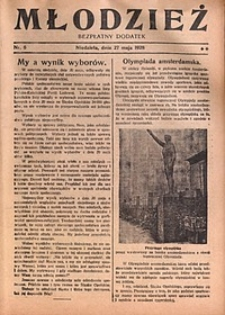 Młodzież, 1928, nr6