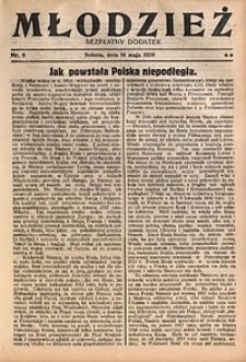 Młodzież, 1929, nr6