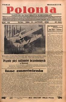 Polonia, 1931, R. 8, nr2281