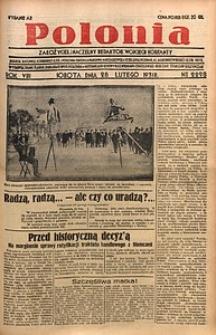 Polonia, 1931, R. 8, nr2298