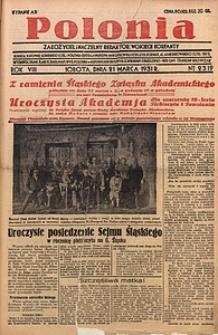 Polonia, 1931, R. 8, nr2319