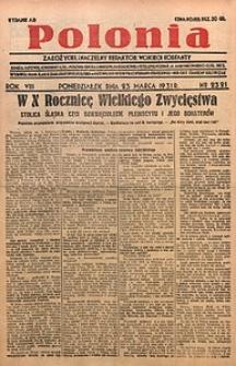 Polonia, 1931, R. 8, nr2321
