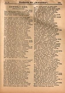 Dodatek do Katolika, 1909, nr47