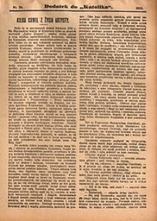 Dodatek do Katolika, 1910, nr25