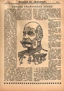 Dodatek do Katolika, 1910, nr34