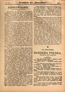Dodatek do Katolika, 1910, nr37