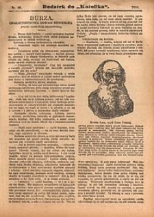 Dodatek do Katolika, 1910, nr48
