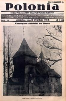 Polonia, 1931, R. 8, nr2339